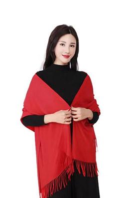 大型活动年会红围巾